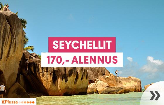 Talvilöytö: Seychellit