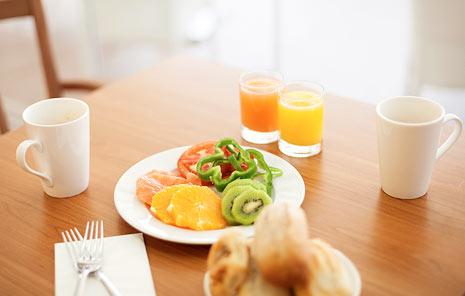 Sunprime Breakfast