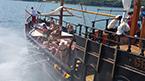 Mustanmeren merirosvot - Voidaan varata jo ennen matkaa
